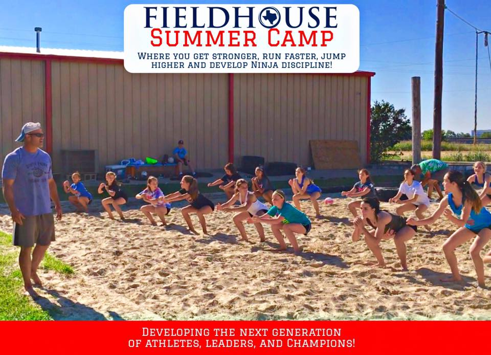 Fieldhouse Summer Camp